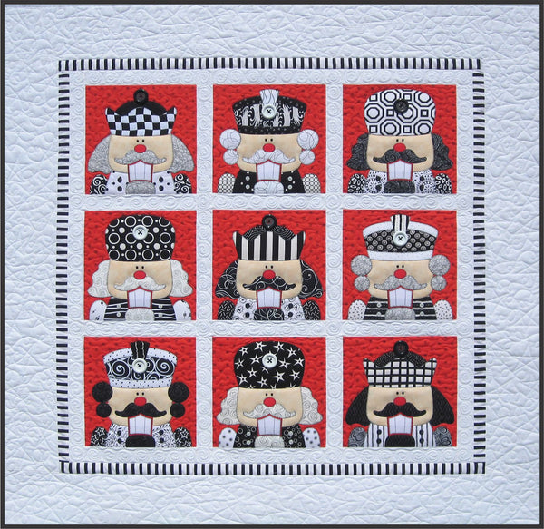 Merry Christmas Quilt Pattern