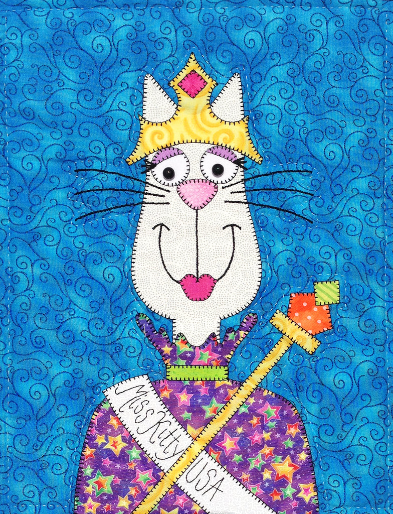 Miss Kitty Download Pattern