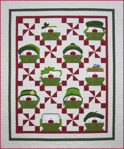 Snow Day Sew Day Download Pattern