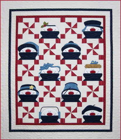 Snow Day Sew Day Quilt Pattern