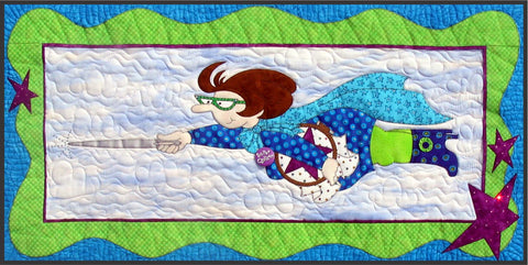 Super Quilter Download Pattern