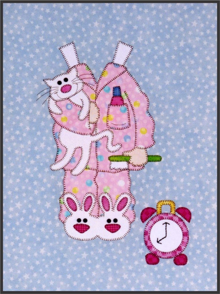 Sleepy Time PJ's Download Pattern