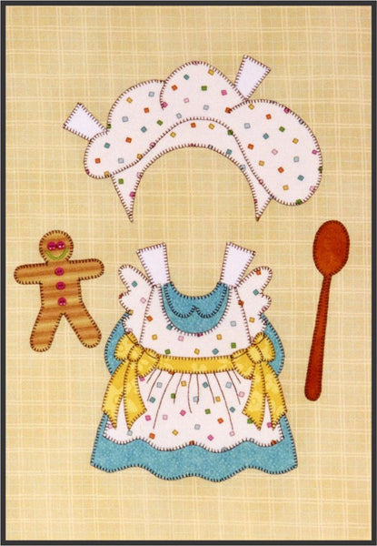 Small Chef Download Pattern