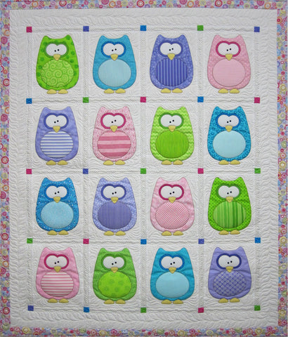The Hoots! Download Pattern