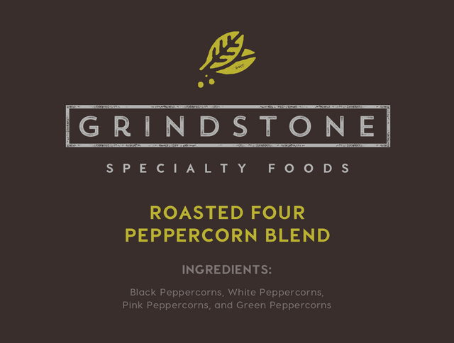 Roasted Four Peppercorn Blend