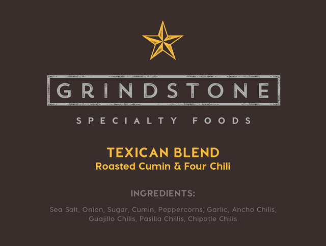 Roasted Cumin & 4 Chili Texican Blend
