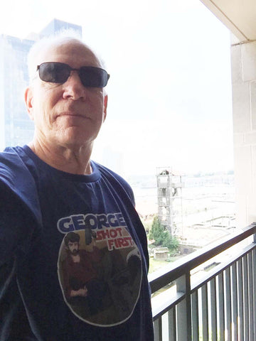 Cantina Tee - George Shot First