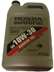 HONDA MARINE ENGINE OIL - 10W-30 FC-W - GALLON