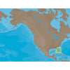 C-MAP NT+ NA-C315 - Straits of Florida: Bathy - C-Card