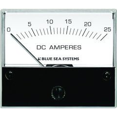Blue Sea 8005 DC Analog Ammeter - 2-3-4