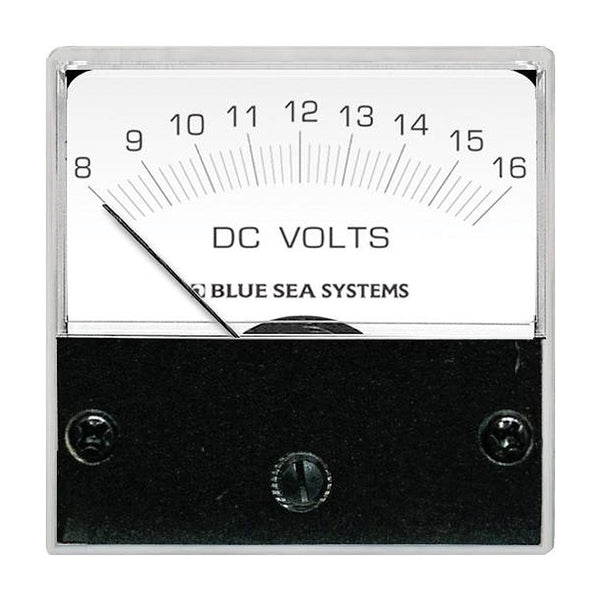 Blue Sea 8028 DC Analog Micro Voltmeter - 2