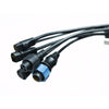 Minn Kota MKR-US2-10 Lowrance-Eagle Blue Adapter Cable