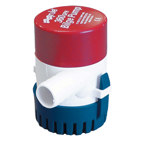 Rule 360 G.P.H. Bilge Pump