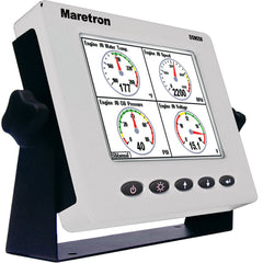 Maretron DSM250-03 Multi-Function Color Display - White