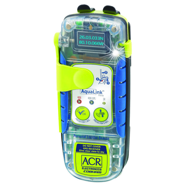ACR PLB-350C AquaLink View