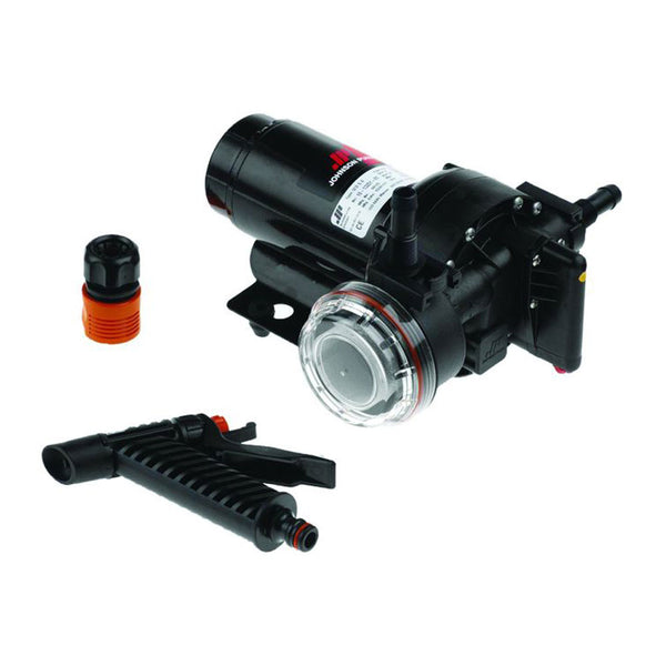 Johnson Pump 5.2 Aqua Jet Wash Down 12V