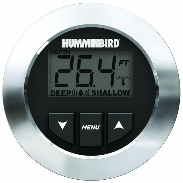 Humminbird HDR 650 Black, White, or Chrome Bezel w-TM Tranducer