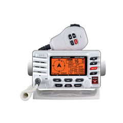 Standard Horizon Explorer GX1700W GPS Fixed Mount VHF - White