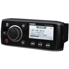 FUSION MS-RA205 50W x 4, AM-FM-VHF-AUX-USB-iPod-iPhone-SIRIUSXM Ready Receiver