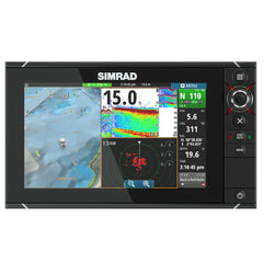 Simrad NSS12 evo2 Combo Multifunction Display Insight - Remanufactured