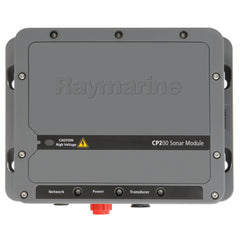 Raymarine CP200 CHIRP SideVision Sonar Module - No Transducer