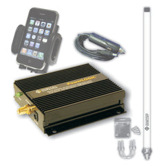 Digital DA4600 Marine Cell Booster System w-288-PW Antenna
