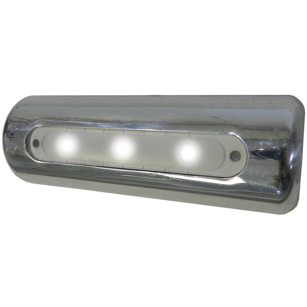 TACO LED Deck Light - Pipe Mount - White LEDs
