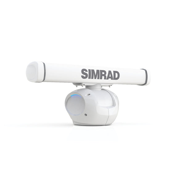 Simrad HALO-3 Pulse Compression Radar w-3' Antenna, RI-12 Interface Module & 20M Cable