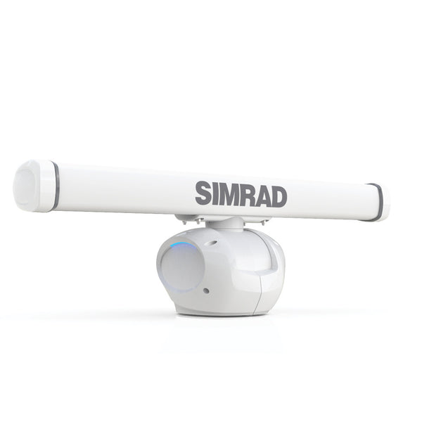 Simrad HALO-4 Pulse Compression Radar w-4' Antenna, RI-12 Interface Module & 20M Cable