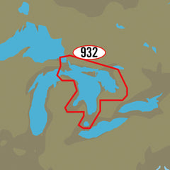 C-MAP MAX-N+ NA-Y932 - Lake Huron & Georgian Bay