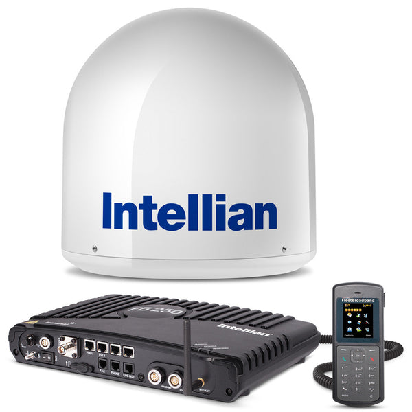 Intellian FB250 Antenna System w-Matching i2 Dome