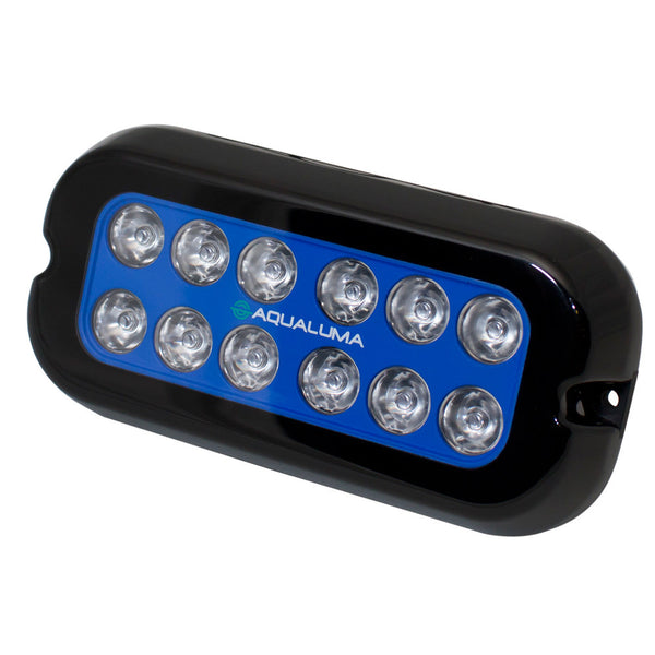 Aqualuma Surface Mount FF12 LED Underwater Light - Blue