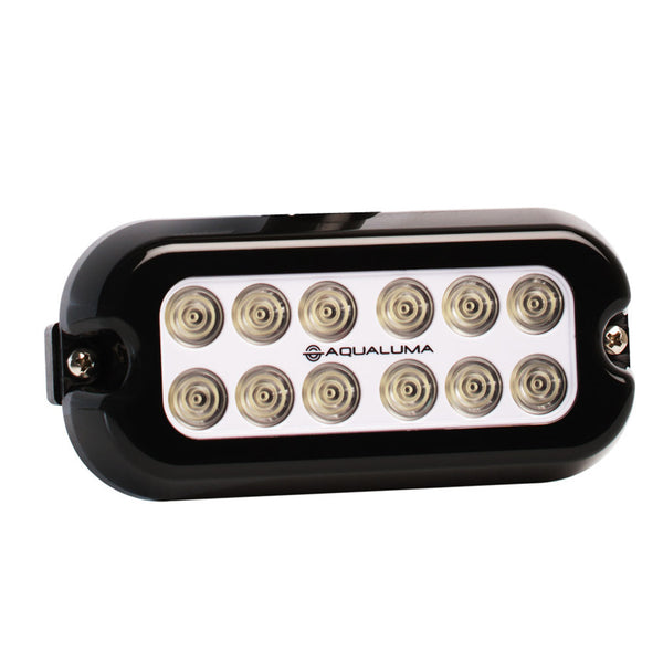 Aqualuma Surface Mount FF12 LED Underwater Light - White