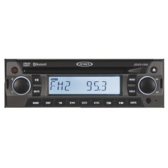 Jensen JDVD1500 AM-FM-CD-DVD-Bluetooth Stereo