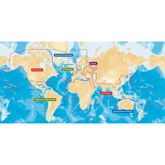 Navionics+ Flexible Coverage - World Wide Coverage - CF Format 2GB