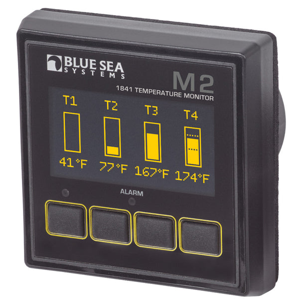 Blue Sea 1841 M2 OLED Temperature Monitor
