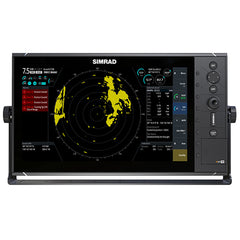 Simrad R3016 Radar Control Unit Display - 16