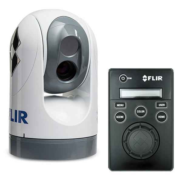 FLIR M324CS Stabilized Thermal Visable Camera w-JCU - 30Hz