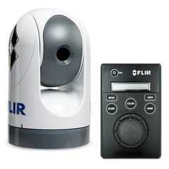 FLIR M625S Stabilized Thermal Camera w-JCU - 30Hz