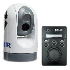 FLIR M617CS Stabilized Thermal Visible Camera w-JCU - 30Hz