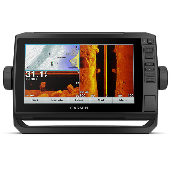 Garmin echoMAP CHIRP Plus 93sv US LakeV w-CV52HW-TM Transducer