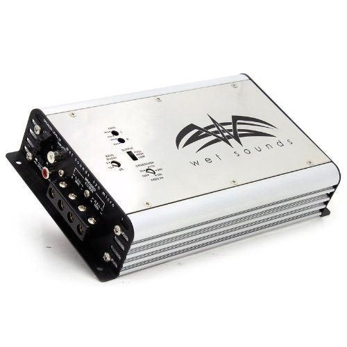 Wet Sounds SYN MICRO: Full Range 2 Channel Class H Amplifier