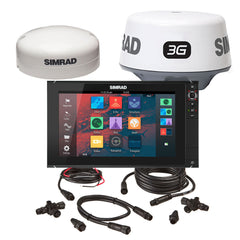 Simrad NSS16 Evo2 Reman / 3G Radar / GS25 Bundle