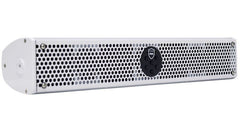 Wet Sounds Stealth 6 ULTRA HD Sound Bar (White) - Bluetooth