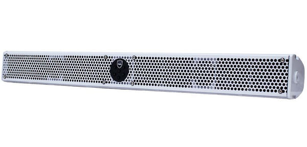 Wet Sounds Stealth 10 ULTRA HD Sound Bar (White) - Bluetooth