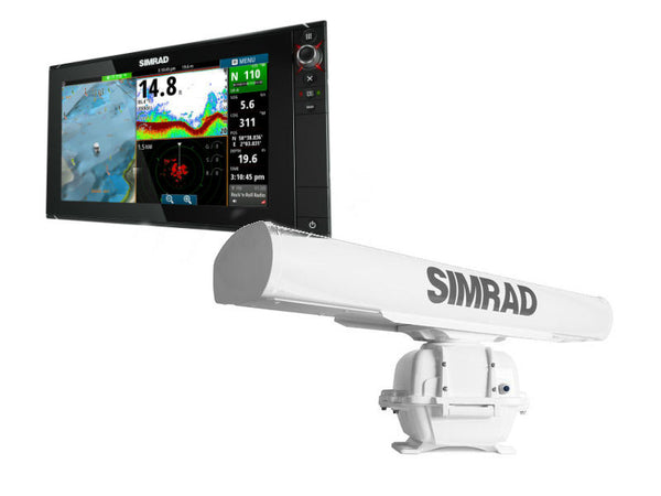 Simrad NSS16 and 6kW Open Array Radar Bundle