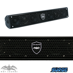 Wet Sounds Stealth Surge 6 Amplified Sound Bar