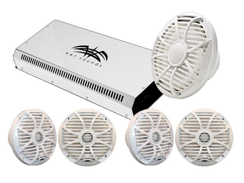 Wet Sounds SYN 6 / Speaker Bundle - BOE Exclusive! - The Hull Truth