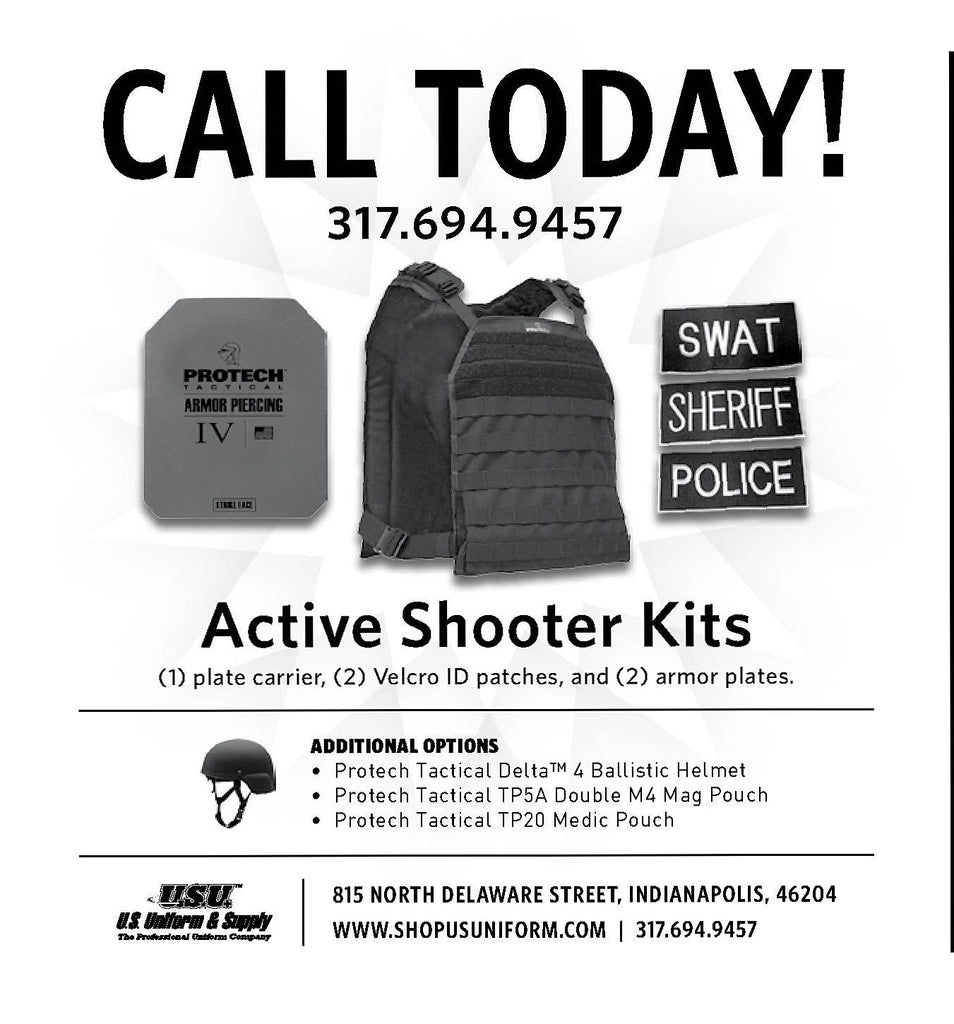 Active Shooter Kits Now Available