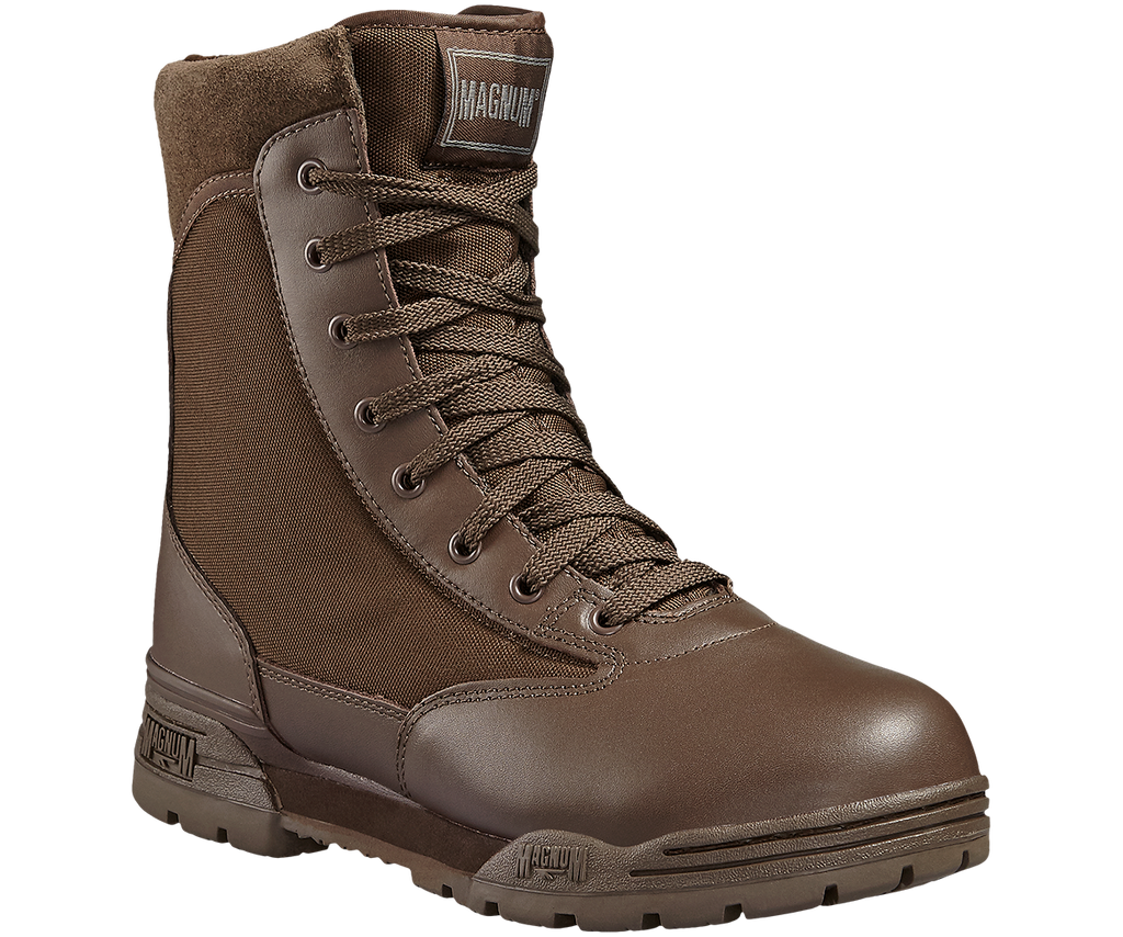 NEW MAGNUM COUNTY PATROL BROWN BOOT IS HERE!